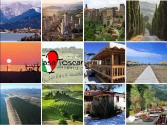 Toscane | Italie | Stacaravan aan zee |camping Paradiso|Viareggio