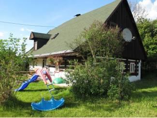 Tsjechie Vakantiehuis JIVKA Tsjechie 3 SLK Omheinde tuin Hond gratis mee.