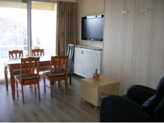 Belgie appartement zeezicht en grote studio zonnekant Nieuwpoort te huur