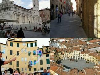 Italie Toscane | Italie | Stacaravan aan zee |  Viareggio