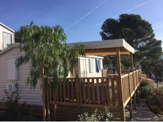 Frankrijk te huur stacaravans in Zuid frankrijk