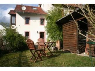 fraai vakantiehuis huren in de Duitse Eifel